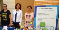 Andújar y su comarca realizan actividades pioneras en la lucha contra el alzheimer