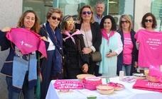 El municipio y su comarca enseñan su lucha y trabajo contra el cáncer de mama
