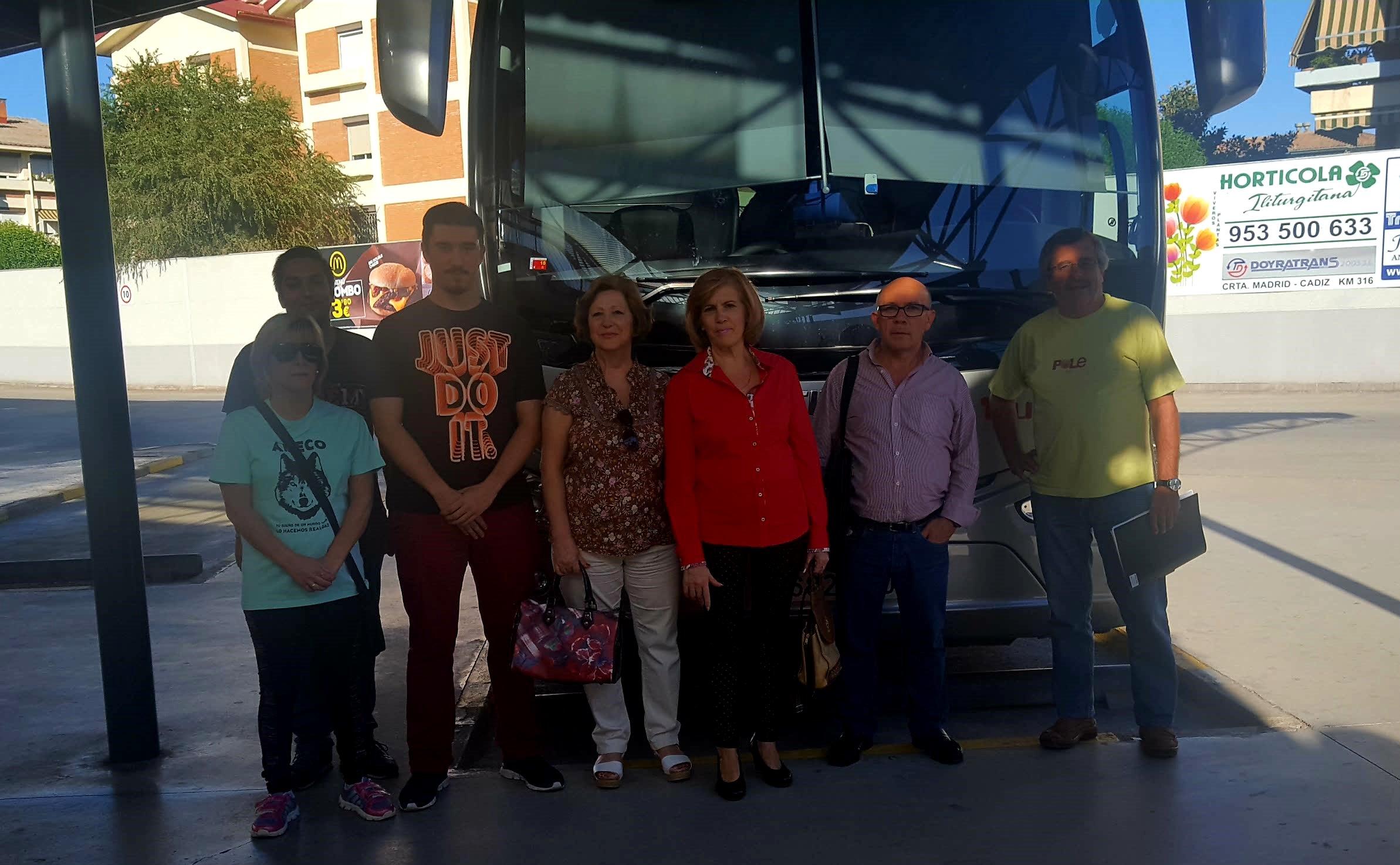 Andújar se mueve se constituye en asociación para exigir más transportes para la ciudad