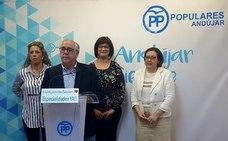 El PP auspicia una campaña para pedir a la Junta el aumento de especialidades en el hospital Alto Guadalquivir