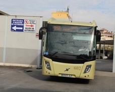 La Junta planea simultaner el trayecto de autobús entre Andújar y Málaga