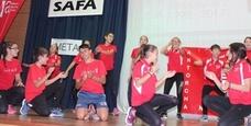 El Club Atletismo Antorcha de Andújar celebra en una gala sus 25 años plagada de logros