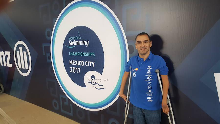 Miguel Ángel Tajuelo consigue tres cuartos puestos y un Record de España en los Campeonatos del Mundo de Para-Natación