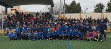 El Don Bosco, en benjamín, y el Málaga CF, en alevín, ganan el trofeo XXV Aniversario del Betis Iliturgitano