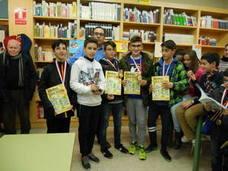 Escolares de las provincias de Jaén y de Córdoba participan en el I Torneo de Navidad Escuela de Ajedrez Jándula-Cristo Rey