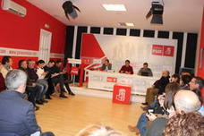 El PSOE designa a sus coordinadores en las zonas de la Campiña y Comarca Norte