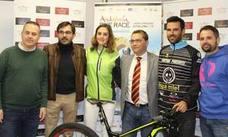 El parque natural se divulgará en 37 países con la Andalucía Bike-Rice que llega este martes