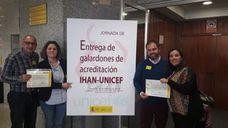El hospital Alto Guadalquivir supera otra fase del proyeco de lactancia materna