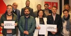 El PSOE de Jaén pide el arreglo integral de la A-4