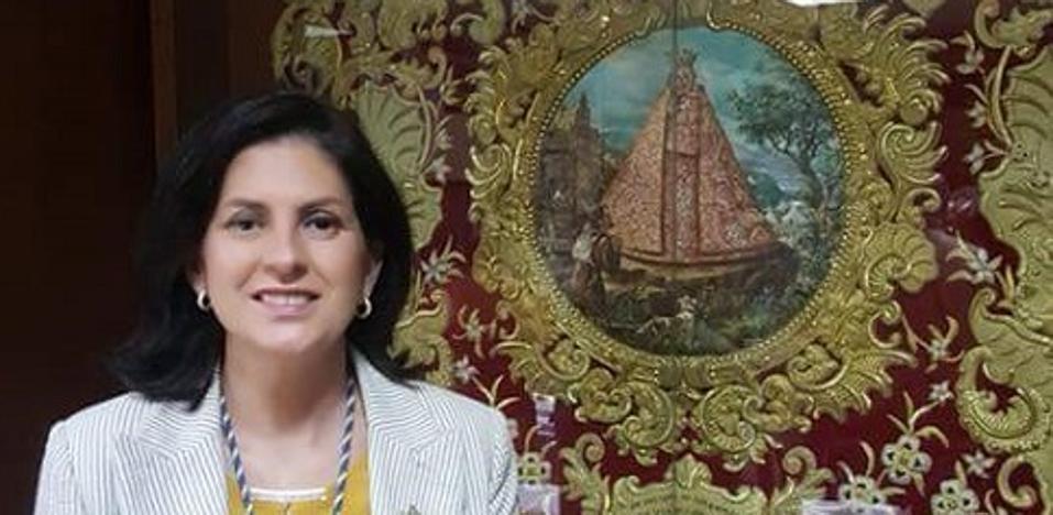 Inmaculada Maldonado, nombrada Cofrade Distinguida