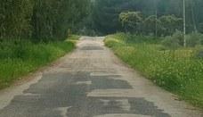 Las obras de la carretera de La Alcaparrosa se posponen a septiembre