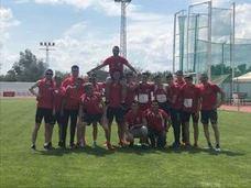 El Club Atletismo Antorcha de Andújar asciende a la Primera División Andaluza y recobra el nivel de antaño
