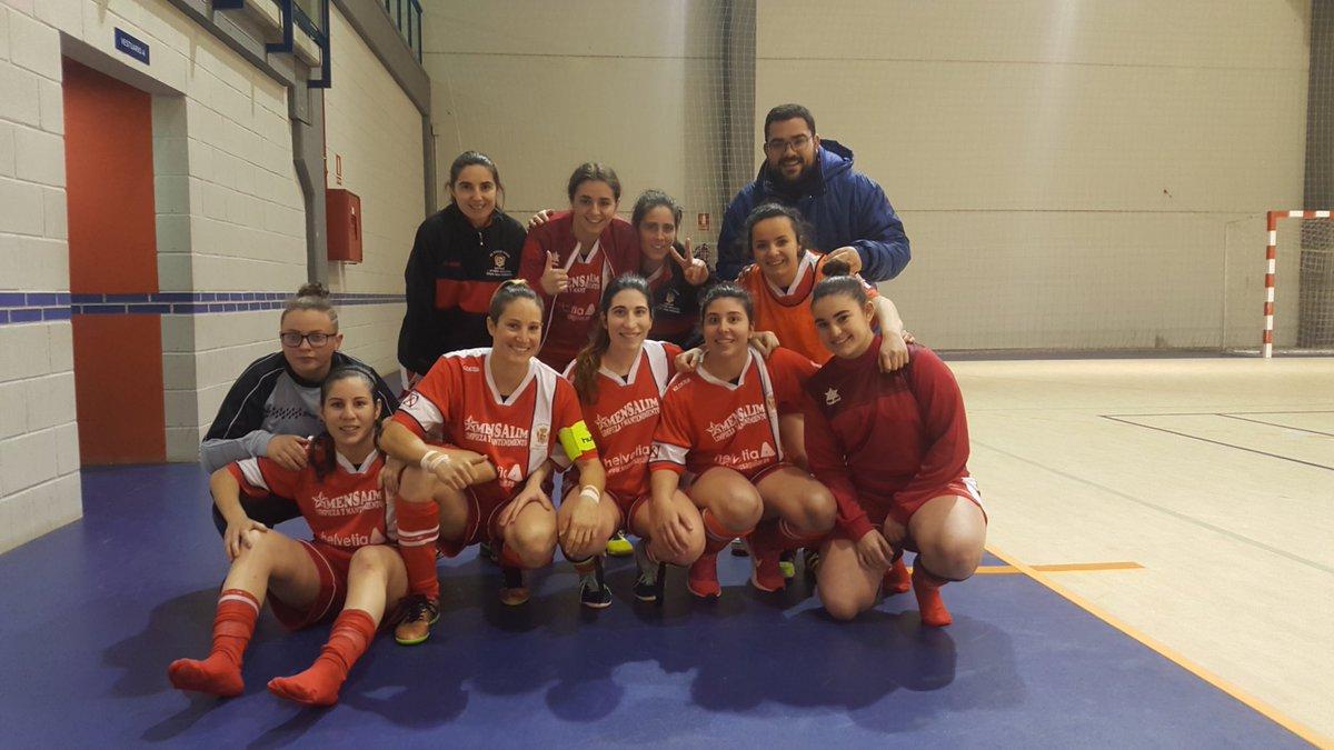 El equipo femenino de fútbol sala Andújar Ciudad Jardín seguirá un año más en División Andaluza