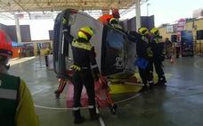Andújar acoge el III Campeonato Nacional de Rescate en Accidentes de Tráfico