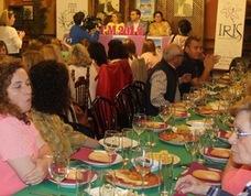 Gran participación en el proyecto Tejedoras de Memoria auspiciado por la Asociación de Mujeres Progresistas Iris