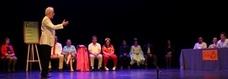 Gala de fin de curso de la Escuela de Artes Escénicas y Creativas con teatro y danza