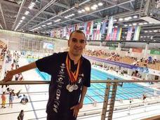 Miguel Ángel Martínez Tajuelo consigue cuatro medallas de plata en el Open Internacional de Berlín