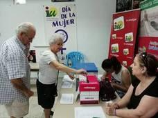 IU y Podemos afianzan su unión en la ciudad