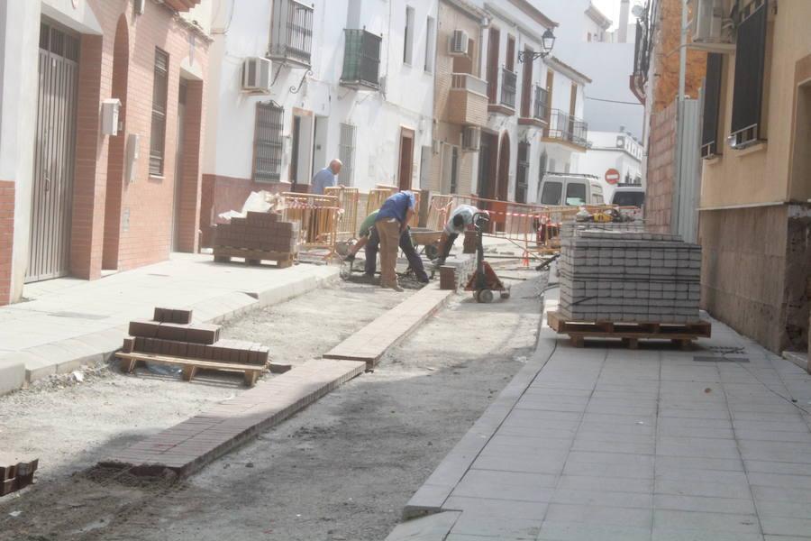 El alcalde garantiza que el tema de la merma de los salarios del PER va en vías de solución