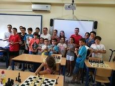 Manuel Gómez gana el IV Torneo Ajedrez-Jándula Cristo Rey