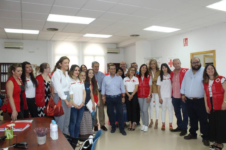 La nueva sede de Cruz Roja le empuja a intensificar su labor humanitaria