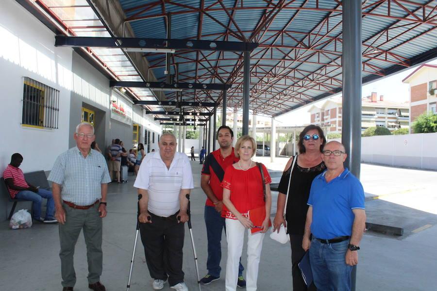 Andújar se Mueve agradece la línea de bus a Málaga por Córdoba pero exige la anterior