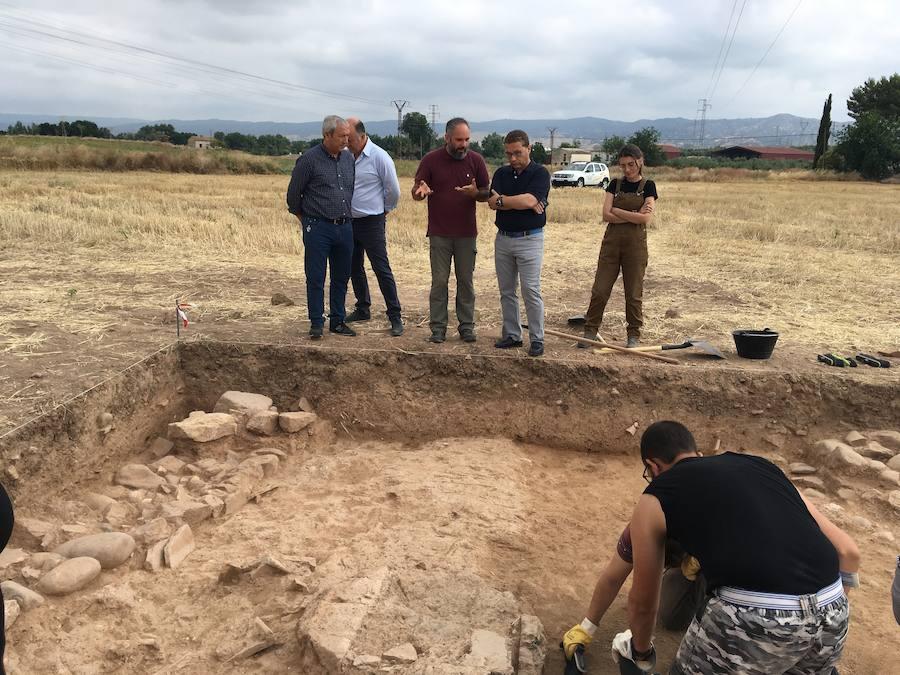 El Ayuntamiento de Andújar promueve las excavaciones arqueológicas en el yacimiento de Los Villares