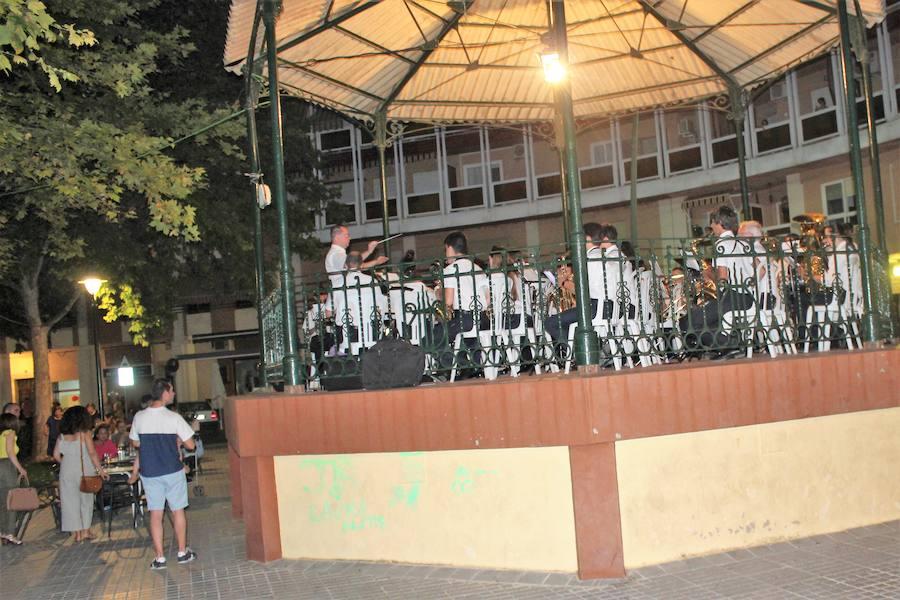 Arranca en el templete de San Eufrasio el programa 'Música en los Parques'