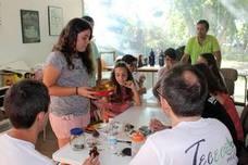 Una Escuela de Verano difunde valores ambientales de la zona