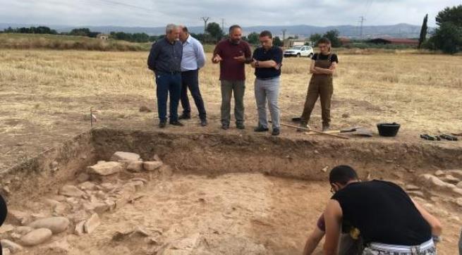 Excavaciones acrecientan la existencia de una ciudad íbero-romana en el municipio de Andújar