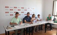 CCOO presenta su campaña de prevención de contagios en la Ley de la Dependencia