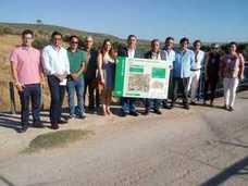 Medio Ambiente comienza los trabajos para la construcción de la depuradora de aguas residuales de Arjonilla