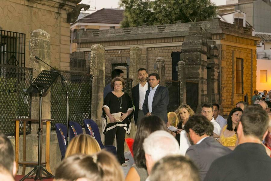 Porcuna recupera la Casa de la Piedra, que ha abierto sus puertas al público