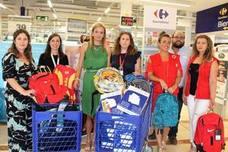 Cruz Roja se vuelca con los jóvenes de familias necesitadas