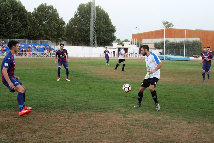 El Iliturgi golea al Urgavona (6-0) y transmite señales de poderío