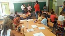 Arranca un nuevo curso escolar con 3.290 alumnos en el segundo ciclo de Infantil y Primaria