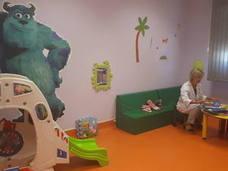 Arranca el curso de aula de enseñanza compensatoria en el hospital Alto Guadalquivir
