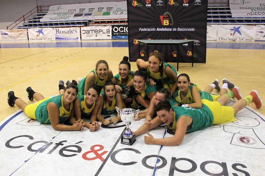 El CB Cazorla en categoría masculina y las féminas del CB Linares, se proclaman campeones de la II Copa Delegación de Baloncesto