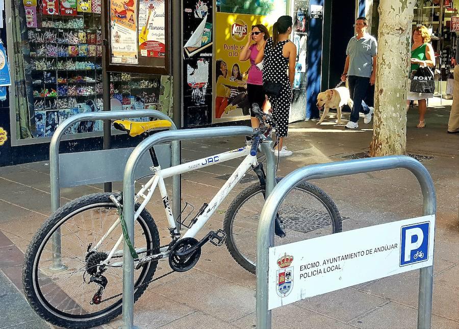 El Plan de Movilidad Sostenible apuesta por el uso de la bicicleta en la ciudad