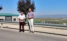 Diputación acondicionará el tramo urbano de la JV-2301 antes de ceder su titularidad al Ayuntamiento de Arjona