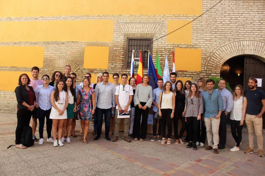 La ciudad abandera un proyecto del 'Erasmus+' que motiva a emprender a los jóvenes