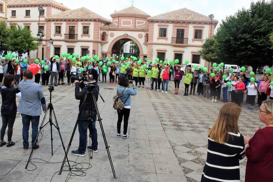 La ciudad de Andújar y su comarca abogan por una mayor conprensión hacia la salud mental