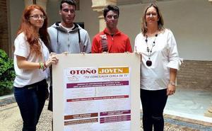 El programa 'Otoño Joven' formará a la juventud en varios asuntos
