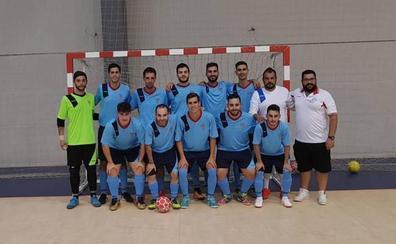 El Amigos del Fútbol Sala de Andújar ya conoce la victoria en su retorno a la competición oficial