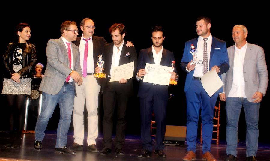 Sebastián Vilches gana el III Concurso Nacional de Jóvenes Flamencos 'Ciudad de Andújar'