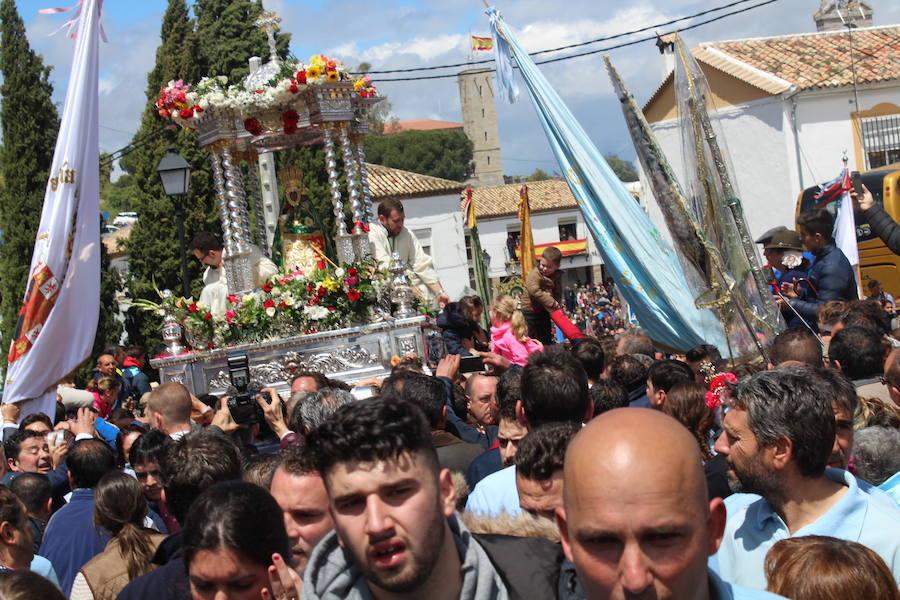 Unas conferencias lanzan retos a la devoción de la Virgen de la Cabeza
