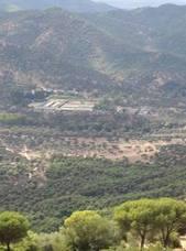 El parque natural recibió 500.000 euros durante el año 2017 de la Junta de Andalucía