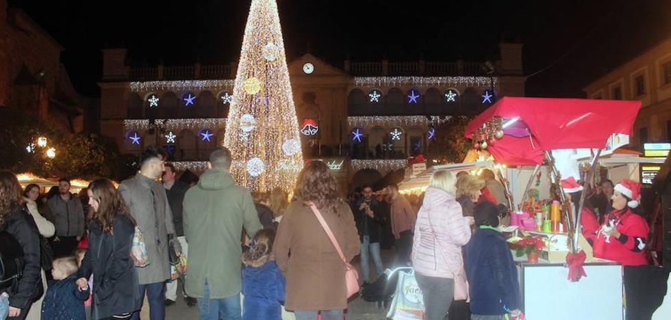 Andújar ya vive de lleno su Navidad