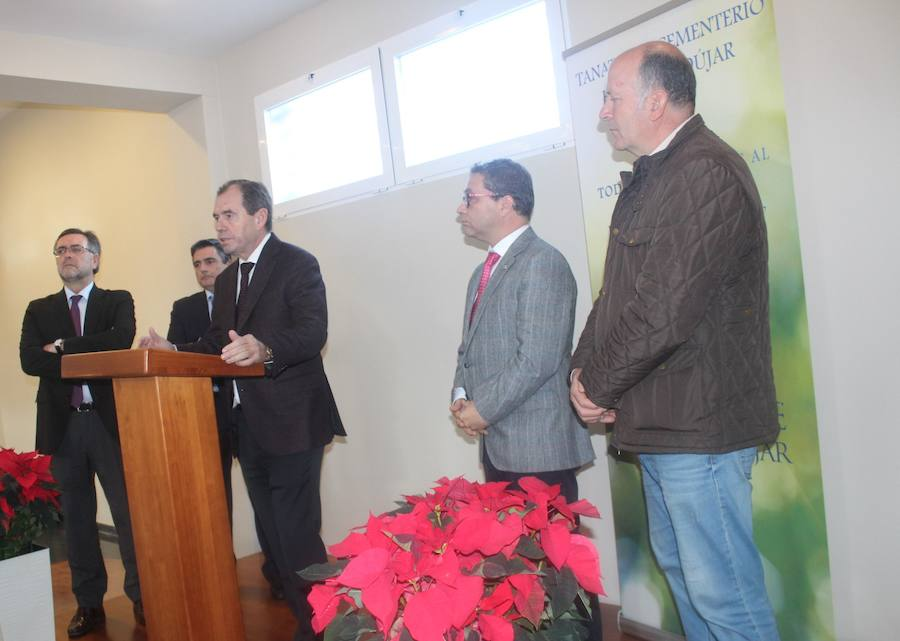 El Parque Cementerio inaugura una sala multiconfesional