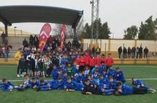 El Málaga C. F se alza con el torneo navideño de fútbol-7 organizado por el Betis Iliturgitano